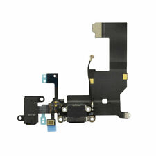 OEM Charging Port Charger Dock Mic Flex Cable Antenna For iPhone 5 Black