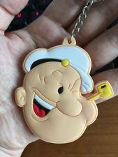 Popeye smoking silica gel key chain key chains ornament anime new