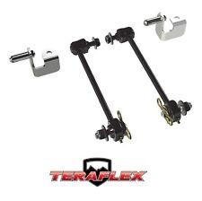 "TeraFlex 3""-4"" Front Swaybar Quick Disconnect Kit for 07-17 Jeep Wrangler JK JKU"