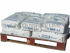St Astier Natural Hydraulic Lime Ideal for Mortar Pallet of 10 x 25kg bags