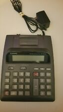 Casio HR-140LB Printing Adding Calculator