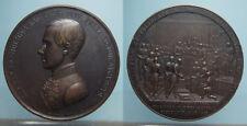 TRIESTE RARA MEDAGLIA 1850 FRANCESCO GIUSEPPE mSPL