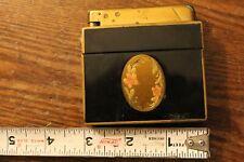 Vintage Marathon Ladylite Cigarette Case with Built in Lighter