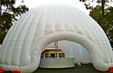 20x20 400 sqft Commercial Inflatable Igloo Tent  Structure Event Dome Marketing