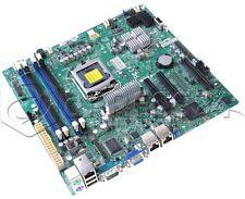 SUPERMICRO X9SCL-F s1155 DDR3 mATX 1U GIGABIT LAN