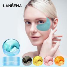 Augen pads Anti Aging gegen Augenringe Tränensäcke Falten Feuchtigkeit 60 Pads