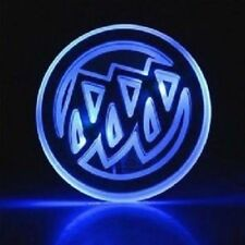 LED Car Tail Logo Auto Badge Light Blue Light for Buick Excelle 2010