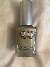 Color Club - Kismet colour Halo Hues 2013 Green Holographic Holo Nail Polish 996