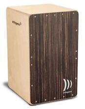 Schlagwerk CP5002 Cajon Precise OS Dark Santos Trommel Kiste Snare Birke Design