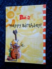 Pimboli Block A6 Sprücheblock * Happy Birthday * 35 Blatt + Sticker 8.Serie