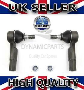 FOR FORD FIESTA MK7 TRACK TIE ROD END FRONT 2008 ONWARDS (PAIR) 1545338 1545339