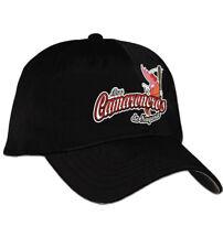 Los Camaroneros de Nayarit Baseball color Black Cap Hat