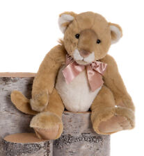 Safari - plush soft toy lioness Bearhouse Collection by Charlie Bears - BB173091