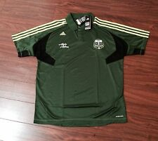 Portland Timbers Adidas Polo Golf Shirt Jersey Men's XL New With Tags