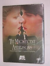 The Magnificent Ambersons (DVD, 2002) BRAND NEW   FACTORY SEALED  FREE SHIPPING