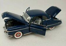 ERTL AMERICAN MUSCLE AUTHENTICS BLUE 1950 OLDSMOBILE 88 1:18 SCALE CAR !!