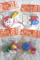 Kitchen Utensil Eraser Puzzles, Japanese Fun by Iwako Set of 4, 20% off 2+ sets