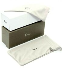 NEW DIOR AUTHENTIC SUNGLASSES EYEGLASSES OPTICAL HARD WHITE CASE ONLY !
