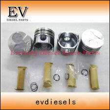 V1505 V1505T overhaul rebuild kit piston + ring +cylinder liner + gasket