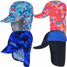 Regatta Kids Protect Cap Sun Protection Hat