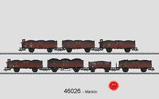 Märklin 46026 Güterwagen-Set der DB 7-teilig #NEU in OVP#