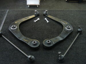 liens Peugeot 207 06 /> 16 2x LH RH Front Lower Suspension Control Wishbone Bras