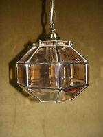 Nice Jugendstil style ceiling lamp, late 20th century