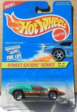 SPEED MACHINE STREET EARTERS 95 96 #1 SERIES HOT WHEELS HW