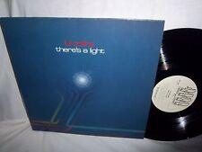 LUI COLLINS-THERE'S A LIGHT folk vinyl LP