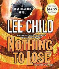 Nothing to Lose by Lee Child (CD-Audio, 2013)