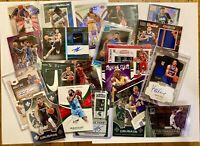 NBA Basketball Hot Packs Repack 14 Cards, Guaranteed Hit, Auto, Patch, Rookie RC