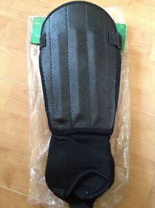 Pair Small Shin Pads With Ankle Protection, New Shop Clearance
