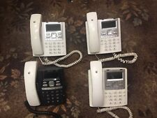 Joblot of 4 x BT Paragon 550 Corded Telephone with Answering Machine - Home