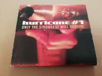 HURRICANE #1 * ONLY THE STRONGEST WILL SURVIVE * CD ALBUM 1999 W/ PRINTS