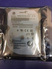 "Seagate Momentus 7200.3 250 GB,Internal,7200 RPM,2.5"" (ST9250421AS) Hard Drive"