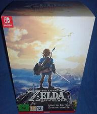 Zelda Breath Of The wild für Nintendo Switch Limited Edition