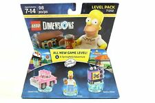 LEGO Dimensions The Simpsons HOMER'S Car 3 In 1 98 pcs 71202