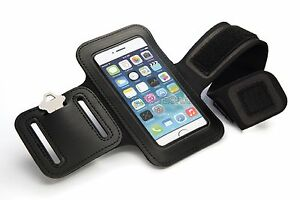 Gym Sport Running Workout Armband Case Cover For LG OptimusF6/GJ, Escape LOT