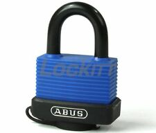 ABUS 70IB/45 Marine Grade Brass & Stainless covered padlock 7/8 inch KD