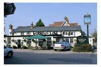pu0129 - The Five Bells Pub , Henlow , Bedfordshire - photograph