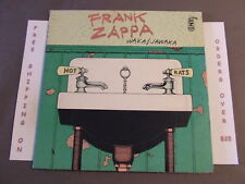 FRANK ZAPA WAKA/JAWAKA HOT RATS LP ORIGINAL ISSUE MS 2094