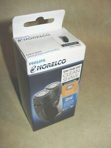 Philips Norelco Travel Electric Shaver 510 Self-Sharpening Blade PQ208  NEW