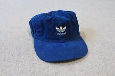d567b6b3ba84 Vintage 90s rare ADIDAS baseball hat cap logo cotton blue supreme