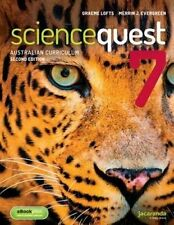Science Quest 7 for the Australian Curriculum 2E by Graeme Lofts