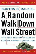 A Random Walk Down Wall Street: The Time-Tested Strategy for Successful Investin
