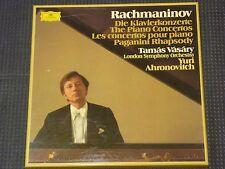 RACHMANINOV - DIE KLAVIERKONZERTE - Deutsche Grammophon