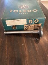 Toledo S1976 1CM-6505A 1952 1953 Mercury All Valve Exhaust and Intake Qty 6 NEW