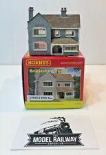 HORNBY N GAUGE - LYDDLE END - N8029 - BROCKLEBANK HOUSE - USED BOXED