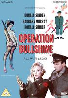 Operation Bullshine DVD (2014) Donald Sinden, Gunn (DIR) cert PG ***NEW***