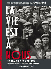 La Vie est à nous, Le Temps des cerises, et autres films du Front populaire...